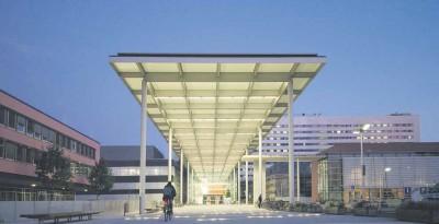 Universitätsklinikum Frankfurt; Foto: Lecher