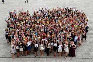 Lehramtsabsolventen der Goethe-Univerität