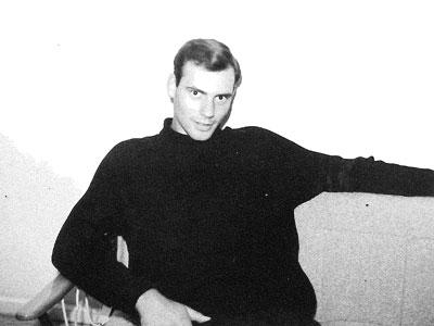 Claus Wisser 1964