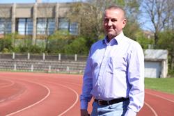 Alexander Müller: Technischer Leiter des Sportcampus Ginnheim