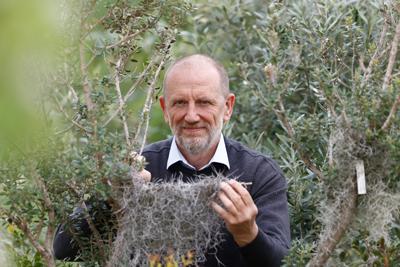 Georg Zizka, Biologe; Foto: Dettmar