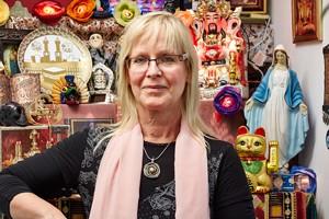 Susanne Schröter, Ethnologin; Foto: Lecher