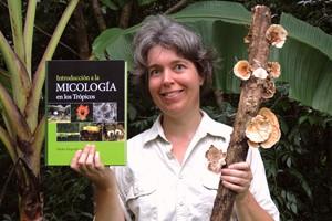 Meike Piepenbring, Mykologin; Foto: Privat