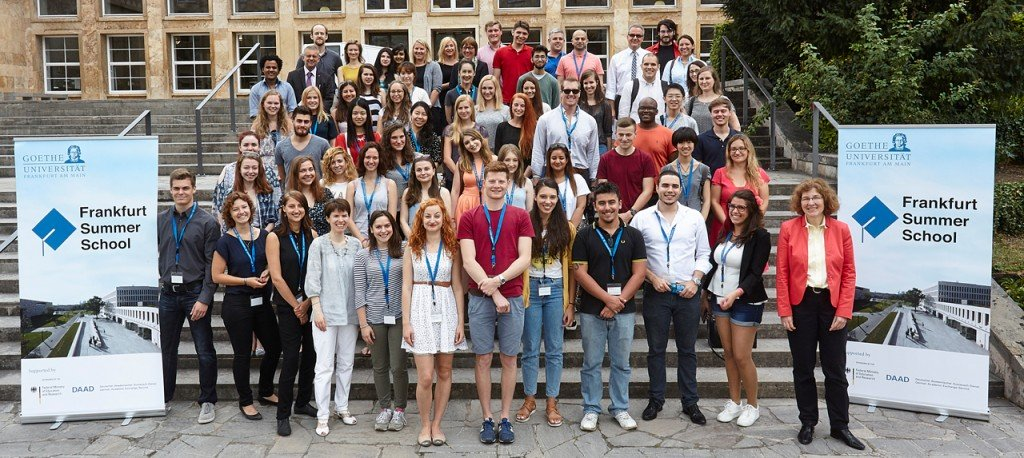Frankfurt Summer School; Foto: Lecher