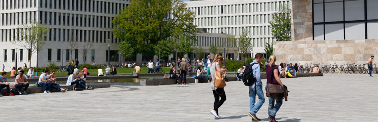 Semesterferien Uni Frankfurt