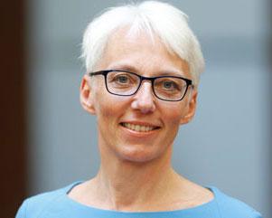 Prof. Tanja Brühl als Vizepräsidentin wiedergewählt