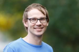 Dr. Christian Behrends, Institut für Biochemie II, Fachbereich Medizin; Foto: Dettmar