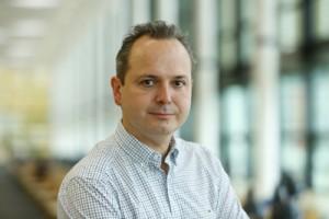 Prof. Dr. Marcus Bleicher, Institut für Theoretische Physik und Frankfurt Institute for Advanced Studies (FIAS); Foto: Dettmar