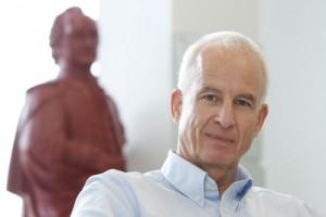 Prof. Dr. Bernhard Brüne, Institut für Biochemie I, Pathobiochemie Fachbereich Medizin; Foto: Dettmar