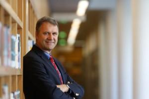 Prof. Dr. Albrecht Cordes, Mittelalterliche und neuere Rechtsgeschichte und Zivilrecht, Rechts- und Wirtschaftswissenschaften; Foto: Dettmar