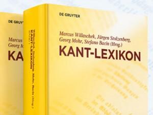 Das neue Kant-Lexikon in drei Bänden: 221 Autoren aus mehr als 20 Ländern beteiligten sich