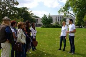 ExperienceCampus bietet Reisen in die Welt der Universität; Foto: ExperienceCampus