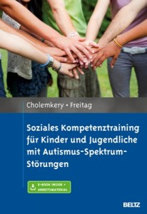 E-Book zur Frankfurter Gruppentherapie für Autismus-Spektrum-Störung. Cover: Beltz-Verlag