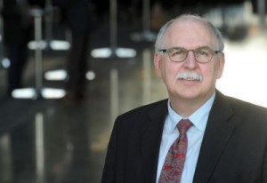 Vorsitzender des Hochschulrats Prof. Matthias Kleiner; Foto: Uwe Dettmar