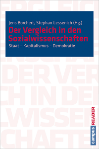 Jens Borchert, Stephan Lessenich (Hg.), Der Vergleich in den Sozialwissenschaften, Staat – Kapitalismus – Demokratie