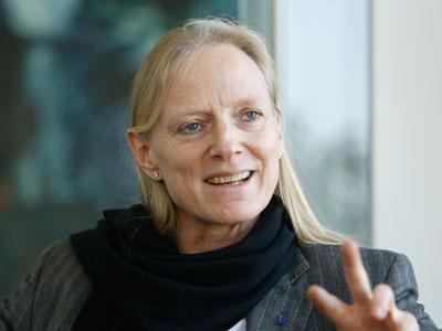 Prof. Birgitta Wolff (2015)