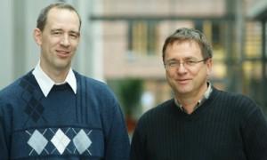 Markus Braun und Josef Wachtveitl. Foto: Dettmar
