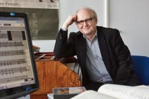 Thomas Betzwieser, Musikwissenschaftler; Foto: Dettmar