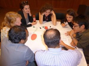 Ein maßgeschneidertes Workshop-Angebot von GRADE – Goethe Graduate Academy macht Doktoranden fit für die Karriere; Foto: GRADE