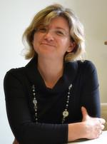 Loriana Pelizzon, Professorin für Law and Finance am LOEWE-Zentrum SAFE