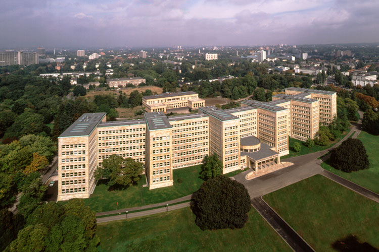 Uni Campus Westend Frankfurt