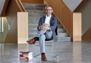 Horst Entorf, Wirtschaftswissenschaftler; Foto: Lecher