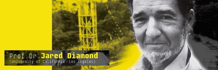 Prof. Dr. Jared Diamond hält Vortrag an der Goethe-Uni