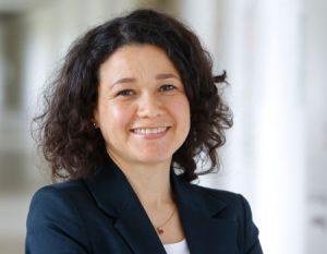 Dr. Irene Corvacho del Toro, Linguistin (3. Preis). Foto: Dettmar