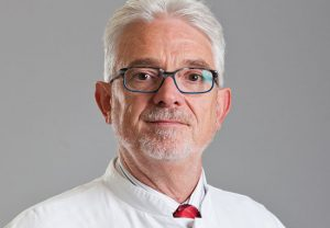 Prof. Frank Grünwald, Leiter des Thermoablationszentrums. Foto: Universitätsklinikum