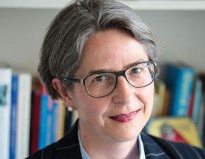 Prof. Julika Griem, neue Vizepräsidentin der DFG.