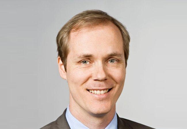 Prof. Florian R. Greten, Direktor des Georg-Speyer-Hauses, Institut für Tumorbiologie und Experimentelle Therapie
