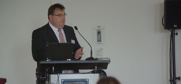 Mark Weinmeister, Hessischer Staatssekretär für Europa; Foto: Gröschel
