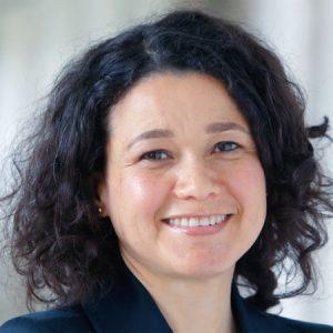 Dr. Irene Corvacho del Toro, Wissenschaftliche Mitarbeiterin am Institut für Psycholinguistik; 1822-Preisträgerin im Jahr 2016