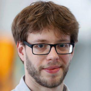 Dr. Mathias Häbich, IT-Servicemanager, Deutsche Bahn; 1882-Preisträger im Jahr 2010 als wissenschaftlicher Mitarbeiter am Fachbereich Informatik / Mathematik