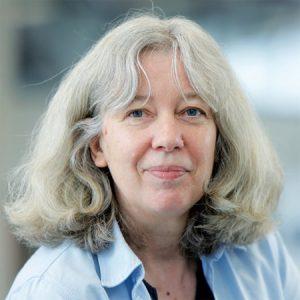 Dr. Annelies Kuyt, Studienrätin im Hochschuldienst am Seminar für Judaistik; 1822-Preisträgerin im Jahr 2012