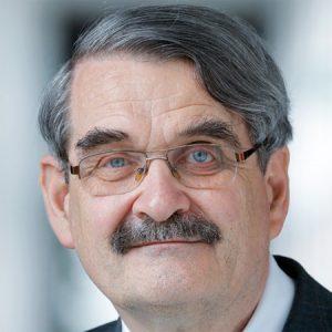 Prof. Dr. Joachim Maruhn, Seniorprofessor für Theoretische Physik; 1822-Preisträger im Jahr 2007