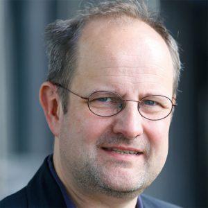 Prof. Dr. Harald Schwalbe, Professor für Organische Chemie und Chemische Biologie; 1822-Preisträger im Jahr 2006