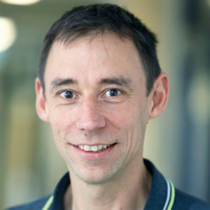 Dr. Karsten Tolle, Akademischer Rat am Institut für Informatik; 1822-Preisträger im Jahr 2016
