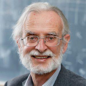 Prof. Dr. Jürgen Wolfart, Professor i.R. für Algebra und Geometrie; 1822-Preisträger im Jahr 2004