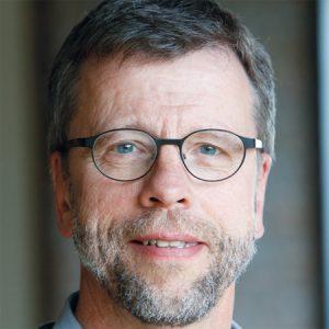 Prof. Dr. Jürgen Wunderlich, Professor für Physische Geographie; 1822-Preisträger im Jahr 2006