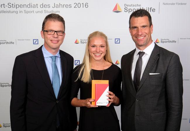 © Deutsche Sporthilfe