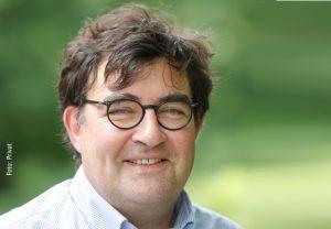 Der Kirchenhistoriker Thomas Kaufmann referiert am 20.10. in Bad Homburg