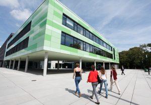 Das Georg Forster-Gebäude. Foto: Hartmann