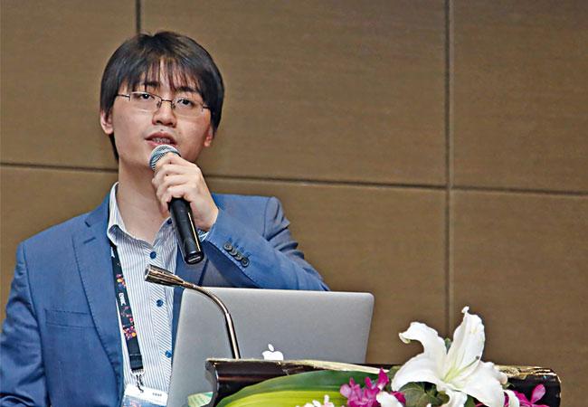 Goethe-Alumnus Yi Shi leitet das international tätige Unternehmen Avazu Holding.