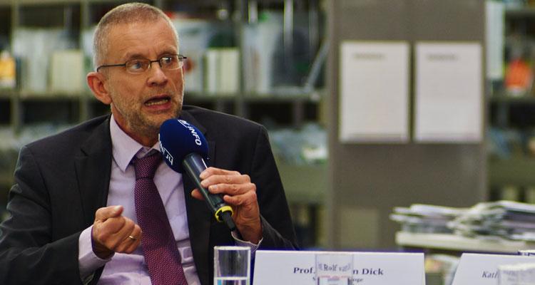 Prof. Rolf van Dick; ©Benjamin André