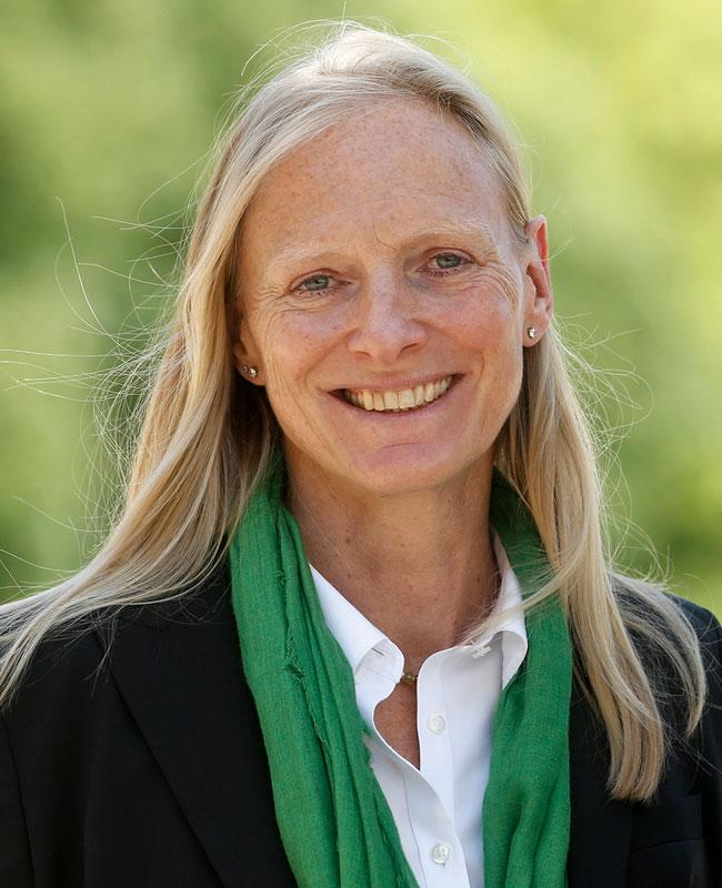 Universitätspräsidentin Prof. Birgitta Wolff; Foto: Uwe Dettmar