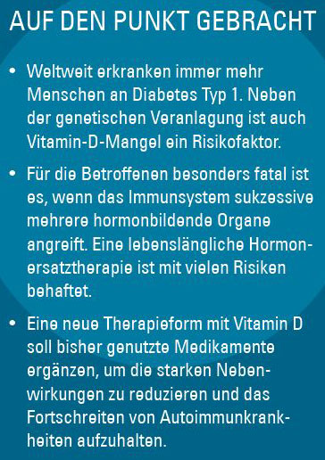 Vitamin d mangel immunsystem