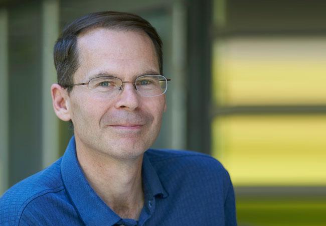 William Scheuerman, Professor für Politikwissenschaft an der Indiana University (USA); Foto: Stefanie Wetzel
