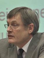 Prof. Werner Plumpe, Wirtschafts- und Sozialhistoriker