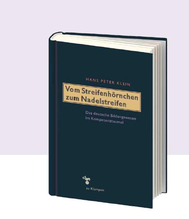 Buch: Vom Streifenhörnchen zum Nadelstreifen; Foto: Zu Klampen! Verlag